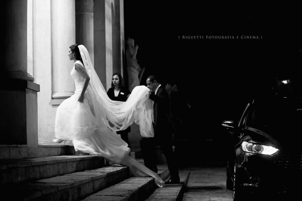 Noiva + Cerimonialista + Pai da Noiva