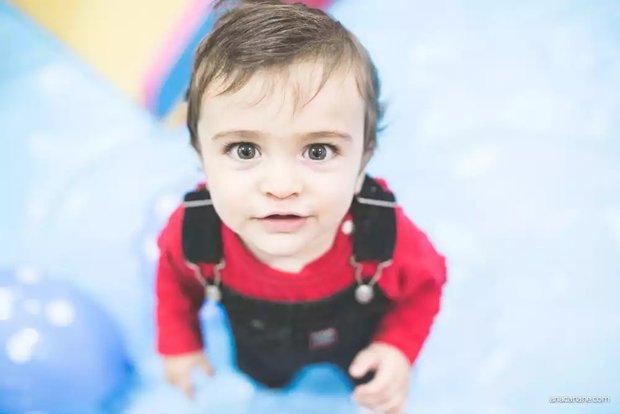 Ana Cariane Infantil