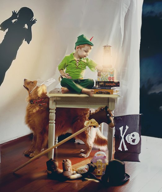 Doce Deleite Peter Pan