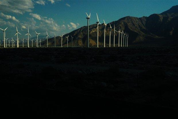 Parque Eólico | Foto produzida com o LG G4