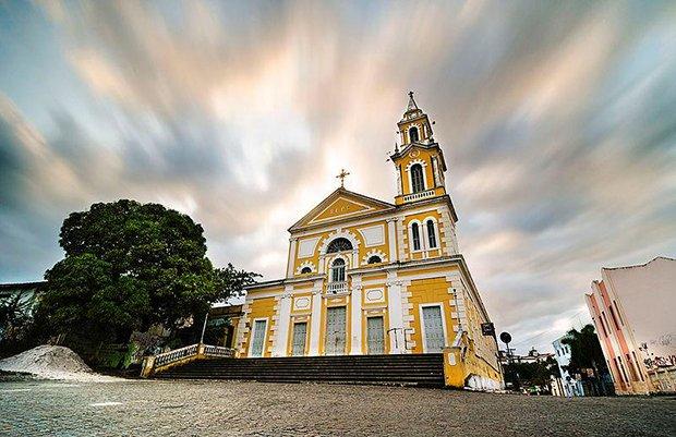 9.º - Ruy Carvalho - Igreja de São Bento - João Pessoa - PB