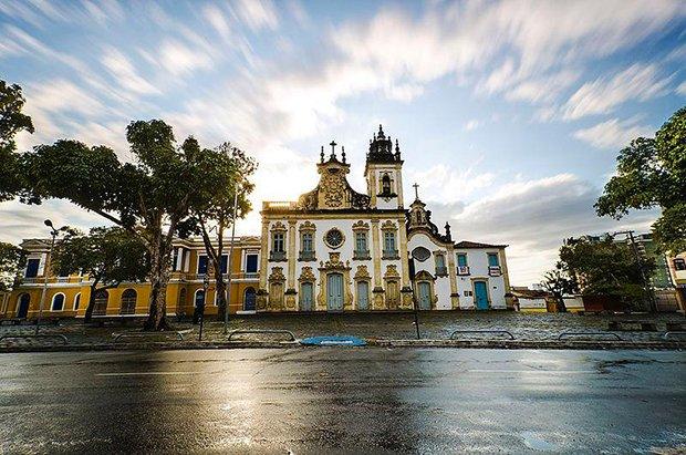 8.º - Ruy Carvalho - Igreja da Ordem Terceira do Carmo - João Pessoa - PB